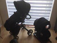 Stokke V4 xplory & Stokke sleep car seat