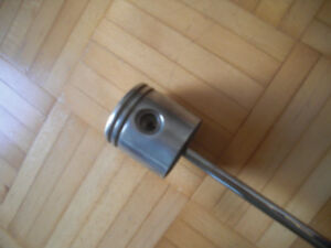 Custom shifter Handle and Piston Shape Knob