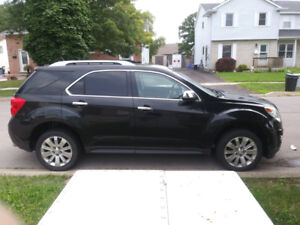 2010 CHEVY EQUINOX LTZ