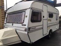 4 berth Ace Harmony in excellent condition with extras