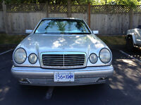 1997 Mercedes-Benz E-Class Luxury Sedan