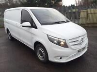 NEW MERCEDES VITO 109 CDI BLUE EFFICIENCY