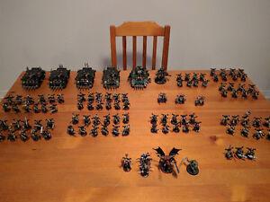 Warhammer 40k - Painted Black Legion Host