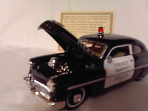 1949 MERCURY COUPEPOLICE CAR