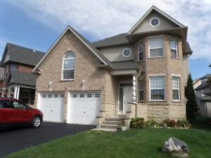 Gorgeous double garage family home  available right away