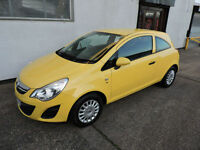 62 Vauxhall Corsa 1.0i ecoFLEX S Vandal Damaged Salvage Repairable Cat D