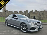 2014 Mercedes-Benz E220 AMG Sport 2.1CDI ( 170bhp ) 7G-Tronic Plus **1 Owner**