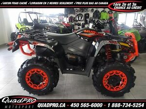 2017 Arctic Cat Mudpro 700 Limited EPS 49.92$/SEMAINE