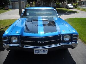 Trade Or For Sale 1971 El Camino