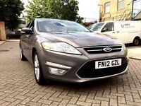 Ford Mondeo,Auto,Diesel,Full history,Hpi clear