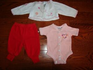 0-3 MTH GIRL LOTS for SALE    GAP