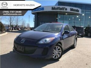 2012 Mazda Mazda3 GS-SKY  - Heated Seats -  Bluetooth - $94.96 B