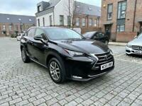 2015 Lexus NX 2.5L 300H LUXURY 5d 153 BHP Estate Automatic