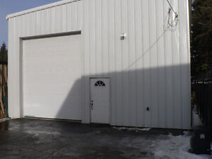 1500 Sq Ft Warehouse/Storage in West End Edmonton