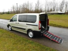 2010 Citroen Dispatch 1.6 Hdi WHEELCHAIR ACCESSIBLE DISBALED ADAPTED VEHICLE WAV