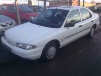 Ford mondeo petrol moted 275 no offers