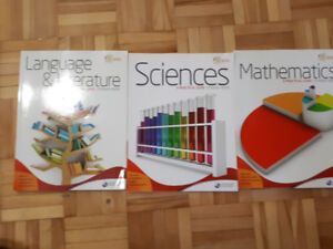 IB MYP Maths, English, Science Books for SALE *MINT CONDITION*