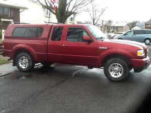 2010 Ford Ranger Sport Pickup Truck