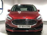 2019 Ford Galaxy 2.0 EcoBlue 190 Titanium 5dr Auto AWD MPV Diesel Automatic