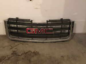 Grill for 2009 GMC Sierra