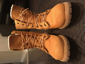 Like new Timberland Boots $60 OBO