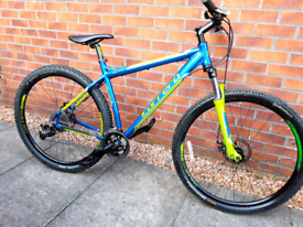 Carrera Hellcat 29er Mountain Bike