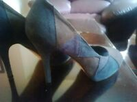 great condition, fun heels