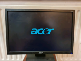 Acer V193W Monitor 19 inches