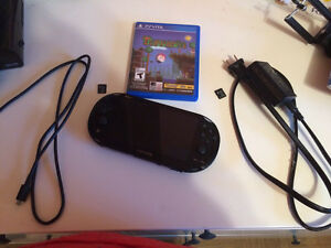 Ps Vita w/ charger 16gb of memory