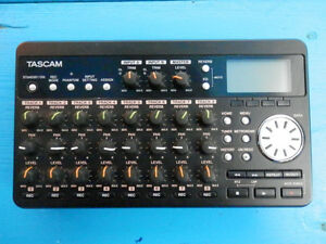 Tascam DP-008 8-Track Digital Audio Recorder