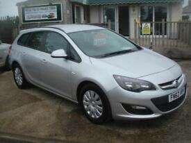 Vauxhall/Opel Astra 1.7CDTi 16v ( 110ps ) ecoFLEX ( s/s ) 105g 2012.5MY Exclusiv