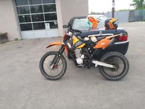 2008 geo 250cc dirt bike