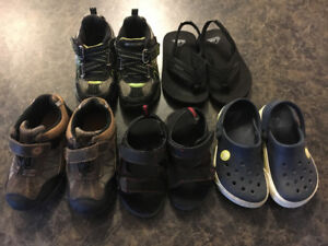 Boy shoes for sale Size 7-8