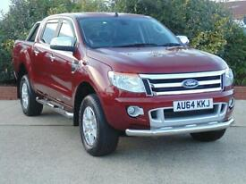 2014 Ford Ranger Pick Up Double Cab Limited 3.2 TDCi 4WD 4 door Pick Up