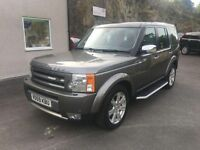2009 59 LAND ROVER DISCOVERY 2.7 3 TDV6 GS 5D AUTO 188 BHP DIESEL