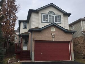 Just listed  3 bedroom 2 storey family home