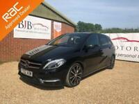 2012 62 MERCEDES-BENZ B CLASS 1.8 B180 CDI BLUEEFFICIENCY SPORT 5D AUTO 109 BHP