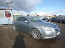 2010 60 reg Vauxhall Insignia 2.0CDTi 16v 5dr (160ps) ecoFLEX 2011MY Exclusiv