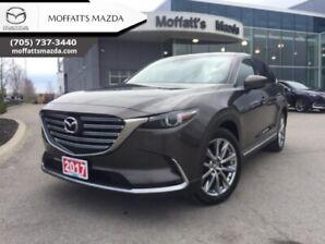 2017 Mazda CX-9 GT  - Navigation -  Leather Seats - $267.76 B/W