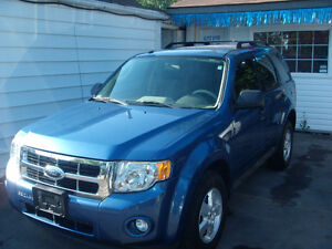 2008 Ford Escape XLT SUV, Crossover Certified!