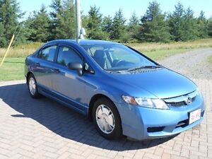 2010 Honda Civic DX-G Sedan