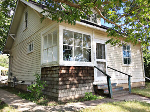 Beautiful historic home for rent in Peace River