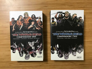 The Walking Dead Compendium 1&2