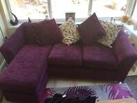 Used Argos corner Sofa