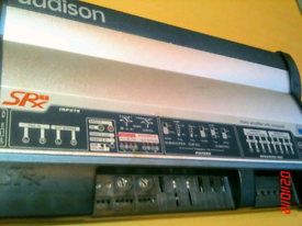 AUDISON SRX1 MONO POWER AMPLIFIER WITH CROSSOVER