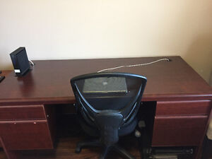 Large Desk PRICE REDUCED