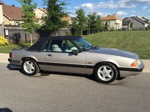 1990 Ford Mustang LX Convertible 5.0