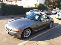 BMW Z4, 12 months MOT, 120,000 miles