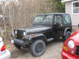 1989 Jeep TJ Coupe (2 door)