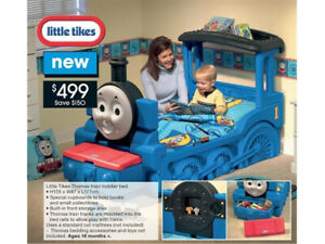 Thomas the Train Bed